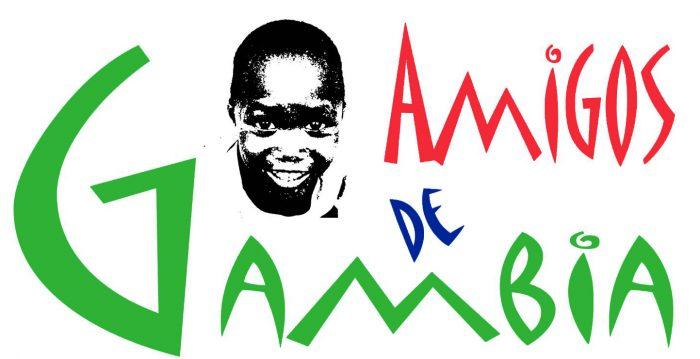 Recogida Material Gambia en Dic17